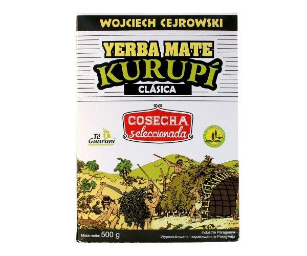 Yerba Mate Kurupi Clasica 500 g