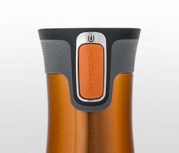 Kubek termiczny CONTIGO 470 ml West Loop 2 (pomarańczowy)