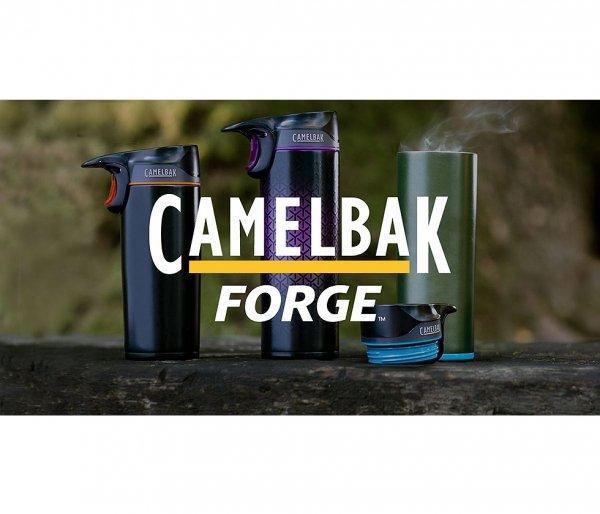 Kubek termiczny Camelbak Forge 400 ml czarny 12oz