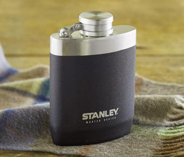 Piersiówka STANLEY MASTER FLASK 236 ml (czarny)