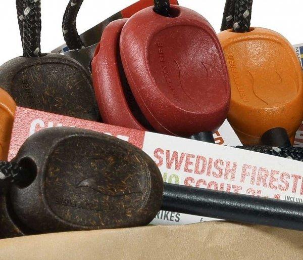 Krzesiwo Light My Fire BIOSCOUT CocoShell 3 tys. użyć brązowy
