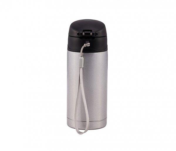 Kubek termiczny OUTER KIDS 200 ml srebrny