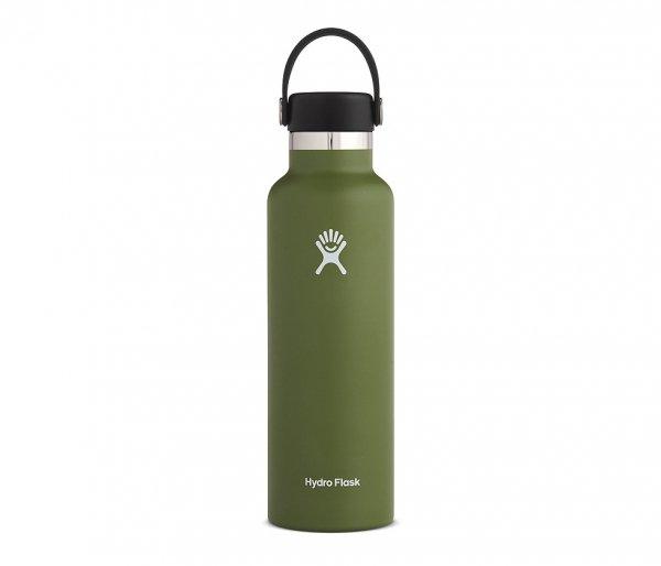 Butelka termiczna Hydro Flask 621 ml Flex Cap olive vsco