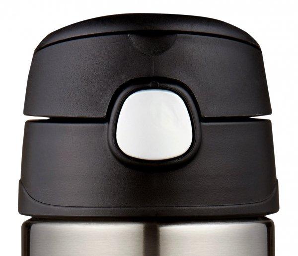 Nakrętka, przykrywka do kubków Thermos FUNtainer 355 ml i 470 ml czarny