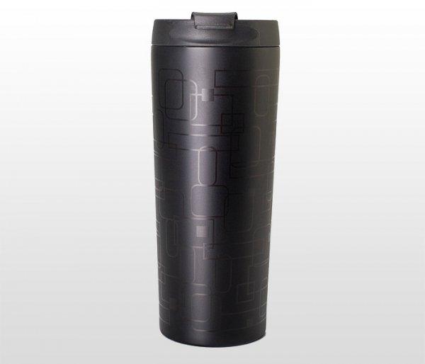 Kubek termiczny MUGSY 450 ml (czarny)