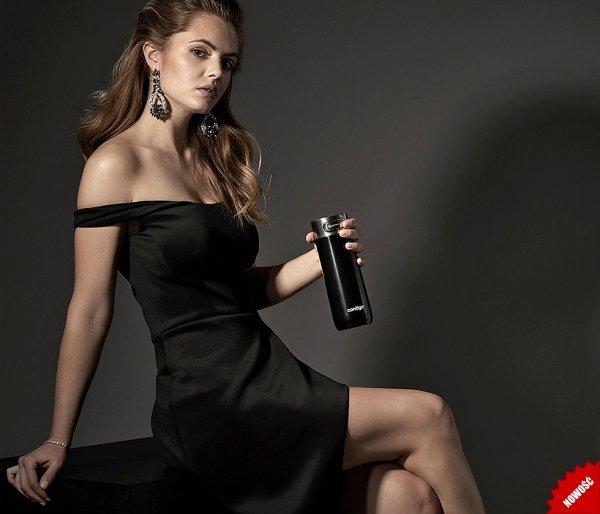 Kubek termiczny Contigo Luxe 360 ml black