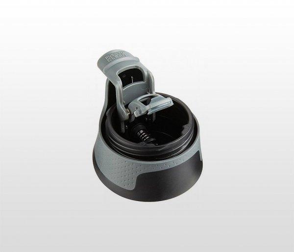 Kubek termiczny CONTIGO 470 ml West Loop 2 (czarny mat)