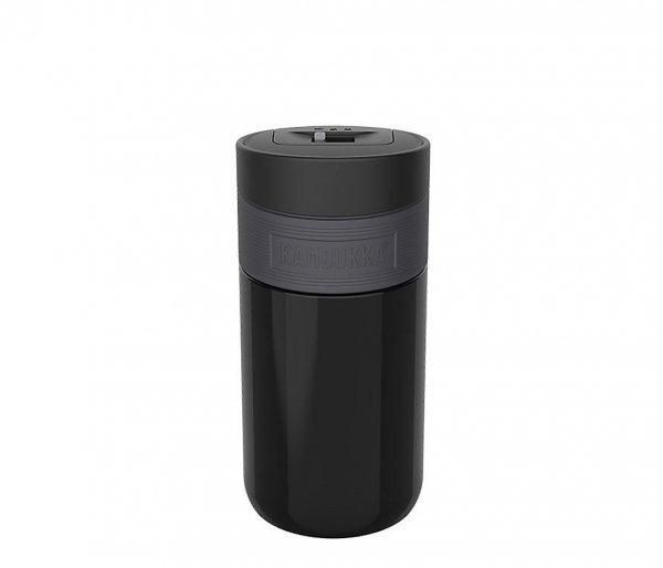 Kubek termiczny Kambukka Etna 300 ml (Pitch Black) czarny