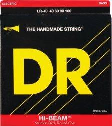 DR B HIBE LR-40 STRUNY BASS TITE HIGH BEAM 040/100
