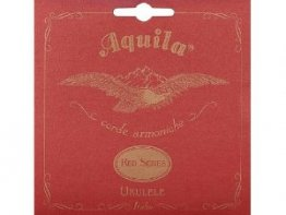 AQUILA KA STR RD T LG RED TENOR UNWOUND SINGLE STI