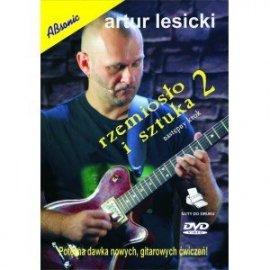 ABSONIC DVD RZEMIOSŁO I SZTUKA CZ 2  NASTEPNY KROK