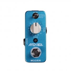 MOOER ME MPS 1 PITCH BOX ,HARMONY/PITCH SHIFTING P