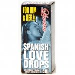 Supl.diety-SPANISH LOVE DROPS LAVETRA 15 ML