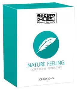 Prezerwatywy Secura Nature Feeling 100szt.