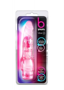 Wibrator-B YOURS VIBE 4 PINK