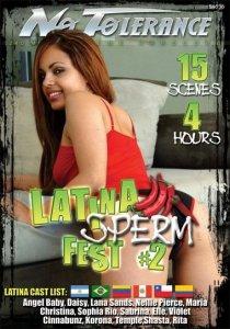 DVD-Latin Sperm Fest 2