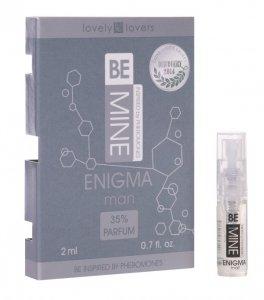 Próbki BEMINE ENIGMA 2ml perfumy z feromonami męskie