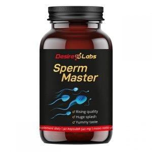 Sperm Master 90kaps suplement VEGE na wytrysk