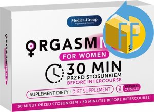 Orgasm Max for Women - 2 kaps.