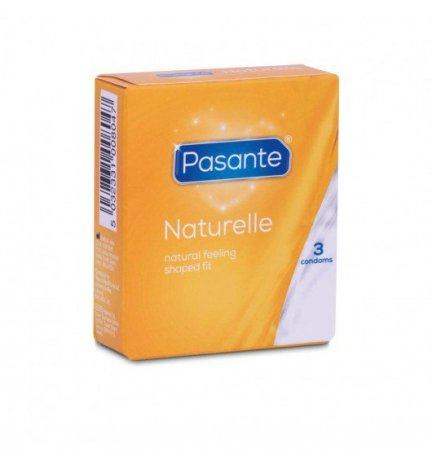 Pasante - Naturelle (1 op. / 3 szt.)