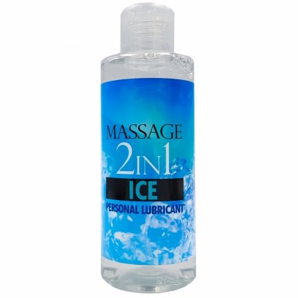 MASSAGE ICE ŻEL 150ml