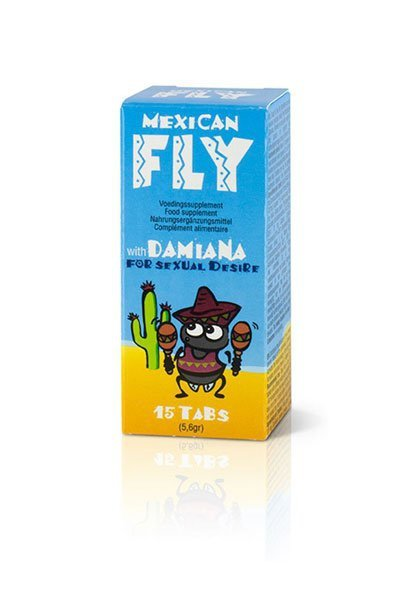 Supl.diety-Mexican Fly