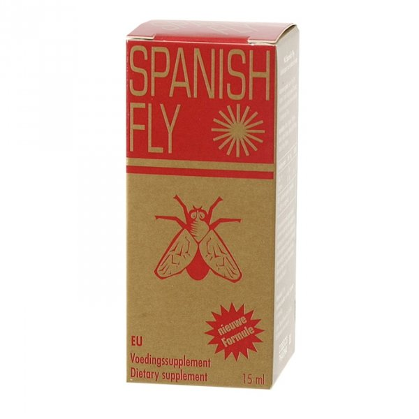 Supl.diety-SPANISH FLY GOLD