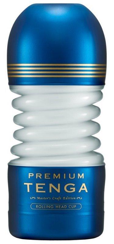 Masturbator Premium Rolling Head Cup Tenga