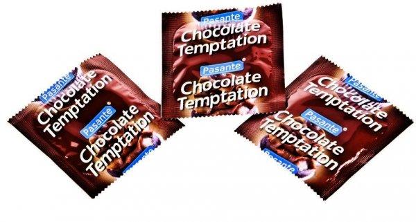 10X PASANTE CHOCOLATE - SMAK I ZAPACH CZEKOLADY
