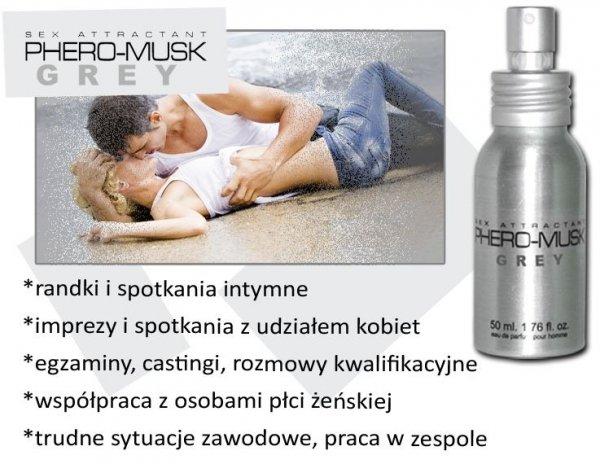 MESKIE FEROMONY PHERO-MUSK GREY 50 ml