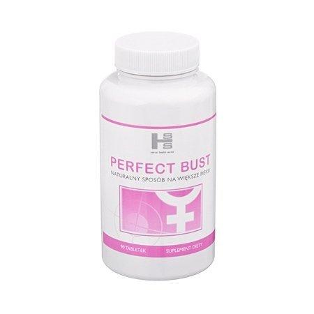 Perfect Bust 90kaps POWIĘKSZENIE PIERSI