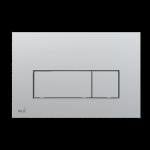 Przycisk chrom mat Thin M572