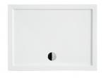 Brodzik prostokątny Alpina 100x80 Kompaktowy