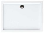 Brodzik prostokątny 80x120x5,5 Corrina Stabilsound Plus