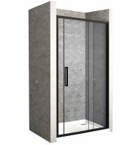 Drzwi prysznicowe przesuwne Rapid Slide 100 cm