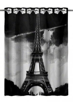 Zasłonka prysznicowa Paryż