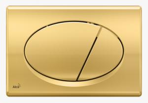Przycisk złoty M75
