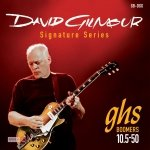 Struny GHS GB-DGG Boomers David Gilmour Sign 10,5-50 elektryk