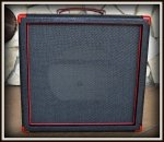 Kolumna Gitarowa 1x12  ELEGANCE BLACK MAGIC DROP V30 BRZOZA