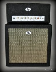 Capricorn Amps - Chaste 18 - 18 W-Clean /Crunch + Kolumna 1x12 SET