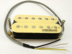 Przetwornik humbucker Wilkinson MWHB Neck Ivory