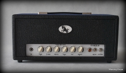 Capricorn Amps - Chaste 18 - 18 W-Clean /Crunch