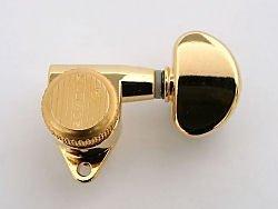 Klucze Blokowane Kluson MBG33G 3+3 GOLD
