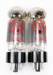 Lampa 6L6 GC JJ Electronic - PARA