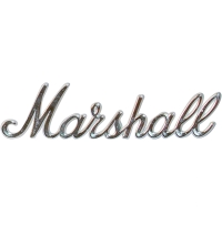 Logo Marshall 6 Gold