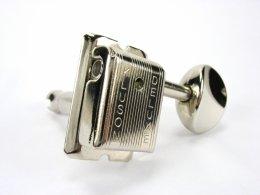 Klucze gitarowe Kluson Vintage MC6LN Nickel