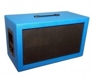 Obudowa do kolumny gitarowej 2x12 COMPACT BLUE CUSTOM