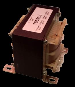 Transformator sieciowy 50 WAT TSS50.1 2x6L6/2xEL34