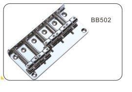 Mostek basowy Vintage  BB502  CHROM
