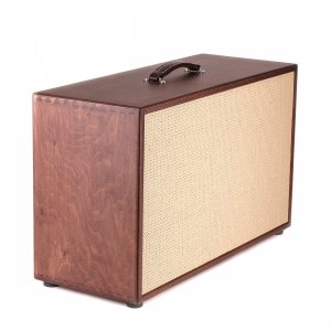Kolumna BRZOZA 2x12  WOOD LOOK BROWN